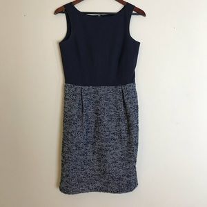 Gap Black and Gray Dress. Size 2.